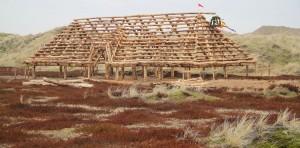 Das Eisenzeitliche Haus mit Richtkranz