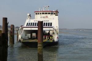 Nicht viel Wasser unter dem Kiel...