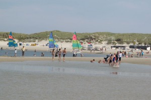 2013 erlebte die Insel einen späten - aber dann doch  stabilen Sommer